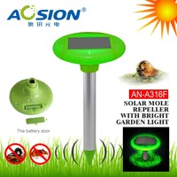 Aosion mole repeller of dust repellent coating