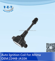 22448-JA10A Auto Ignition Coil For NISSAN