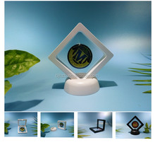ABS Frame Membrane Coin Display Box