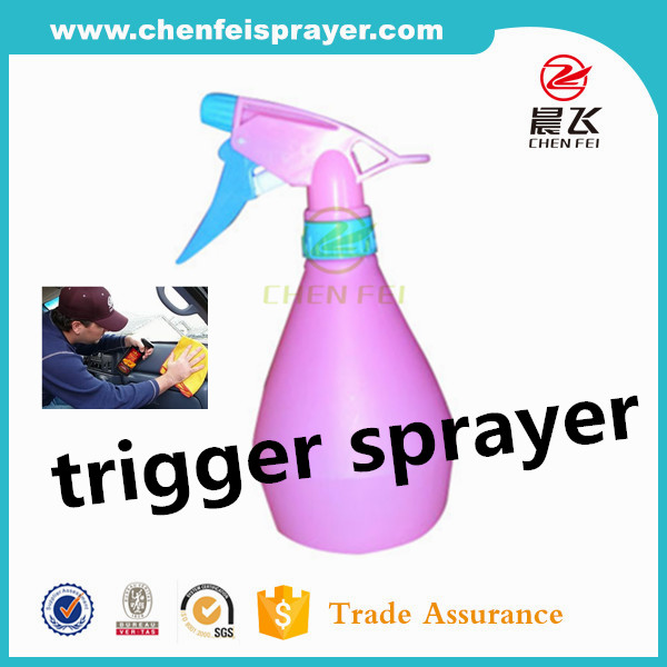 China top ten selling products 28mm plastic trigger crimp pump sprayer dosage 1.0ml for bottle usage