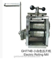 14kg mini rolliing mill, Jewelers rolling mill, Hand Operate Mini Rolling Mill