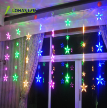 Wedding Decoration LED Dripping Light colorful star light stick multi color led light