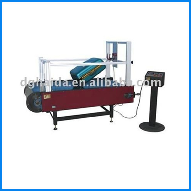 Electronic adjustable speed Travel Bag Fatigue Test Equipment