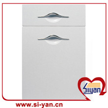 pvc white lacquer kitchen cabinet doors