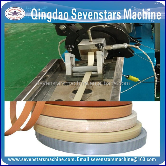 pvc edge banding tape pvc edge band making machine edge banding machine