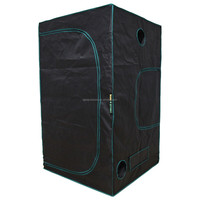 MarsHydro Grow Tent 100x100x180cm Made in China Environmentally Friendly Hydroponics Greenhouse with Tray Liner