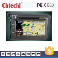 2 din navigation car dvd for Honda Civic 2012-2015 car dvd navigation with Vehicle gps multimedia player am/fm music mp3 play
