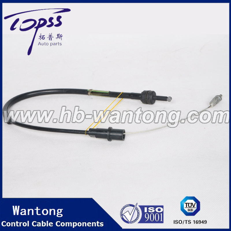TOPSS 25183017 accelerator cable,auto throttle cable