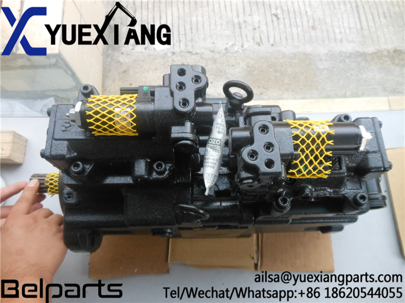 Genuine Hydraulic Main Pump K7V63DT K7V63DTP179R-OEB-AVD for Original YY10V00009F4 03265250 Excavator SK130-8