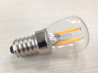 trade assurance dimmable filament led bulb ST26 led filament bulb smart lighting wholesale led bulb lamp