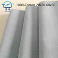 Buy fabric from China 100% Cotton 20x20 60x60 clothing garment shirt fabric