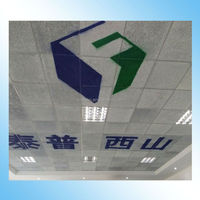 aluminum ceiling designs for hall decoration