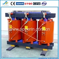 22KV High voltage single phase epoxy dry transformer