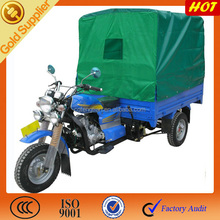 Tricycle with tarpaulin with passenger seat