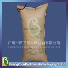 Good protection void filling cargo securing container pillow air dunnage bag