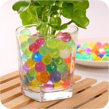 Hydrogel Balls Growing Water Beads Crystal Gel Water Pearls Crystal Water Bullet Gun Toy