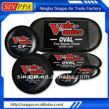 Car natural rubber vulcanizing tire patches---SCP 1001 - SOCAL 303.