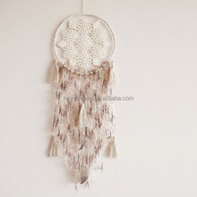 W 5294 New fashion wall decor boho Wall hanging dreamcatcher