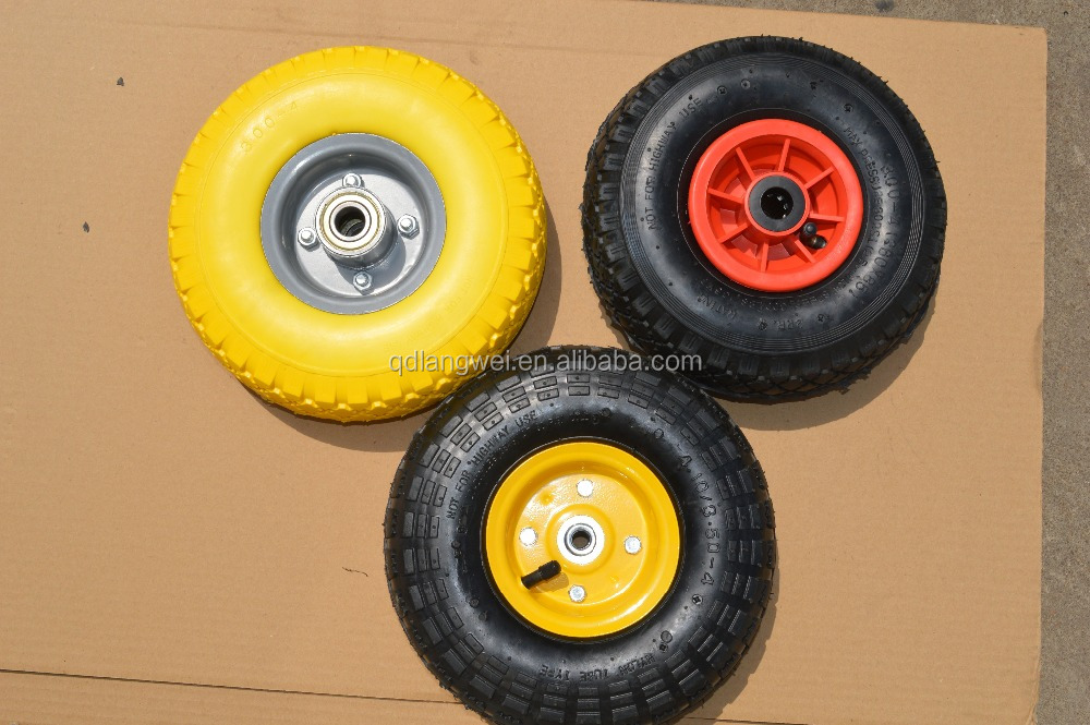 pu foam wheel / cheap pu foam wheel chair tyre