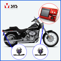 popular electronic products FHD 720P waterproof racing motorcycle camera C3