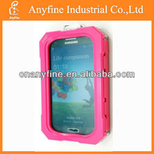 super quality waterproof case for samsung galaxy S4 i9500 & S3 i9300, hot sale!