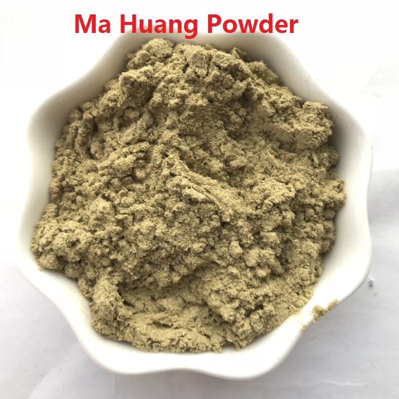 factory supply chinese herb medicine ma huang powder