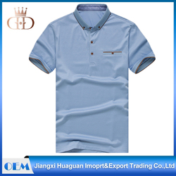 polyester/spandex dry fit golf polo shirt manufacturing
