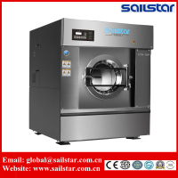 Domestic washing machine for laundry used in hotels / schools / shops