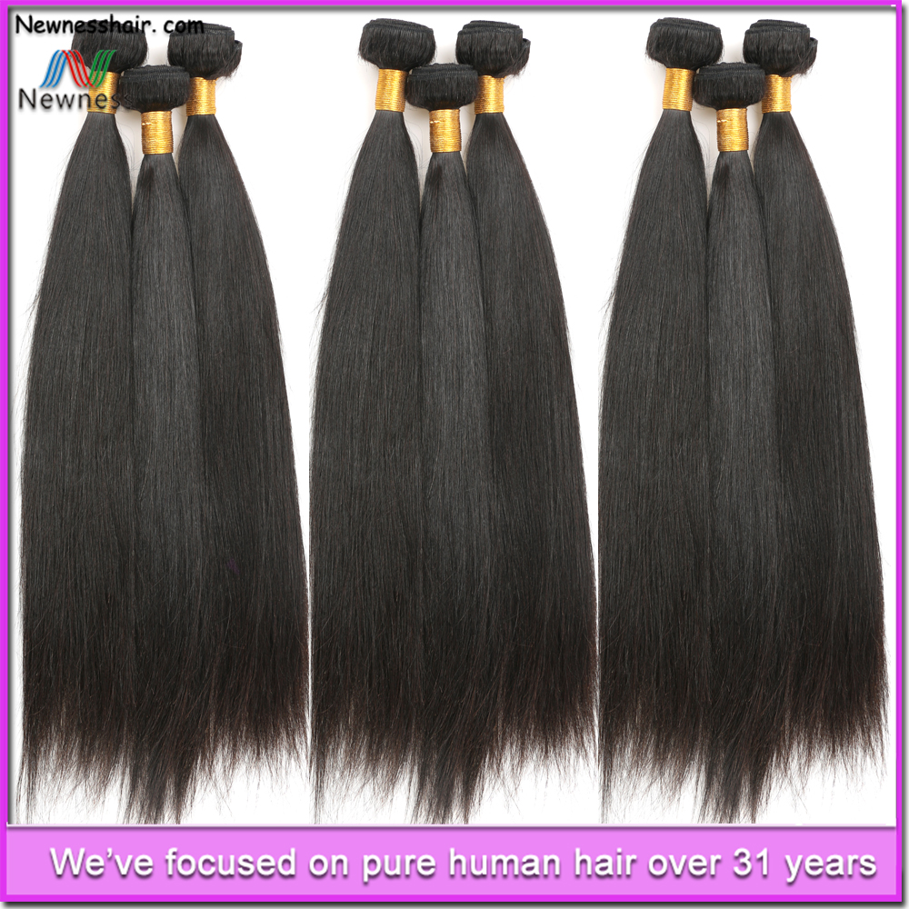 Advantage Price Soft And Smooth Brazilian 28 inch virgin remy brazilian hair weft