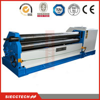 SMALL ELECTRIC SLIP ROLLING MACHINE HAND ROLLING MACHINE ROLLING FORMING FABRICATION MACHINE