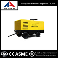 OEM Service Factory Direct Sale Screw Air Compressor Portable 380V