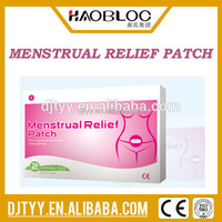 China aliba heated patch for menstrual pain for all women