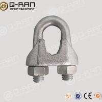 Rigging Hardware Galvanized Malleable Wire Rope