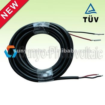 6mm2 Twin Solar Cable with MC4 Connectors