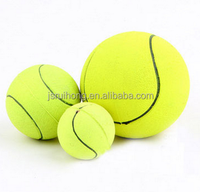 2016 new style rubber Pet ball for Dog Toys