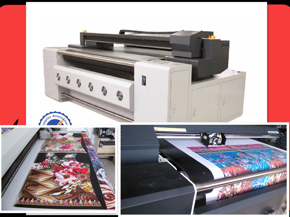 printing on fabric machine