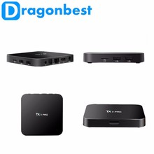 tv tuner box for lcd monitor wholesale amlogic ott TX3 Pro 1G 8G Quad core android 6.0 tv box Kodi16.1