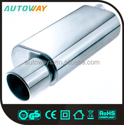 Stainless Steel Car Exhaust Flexible Muffler Pipe