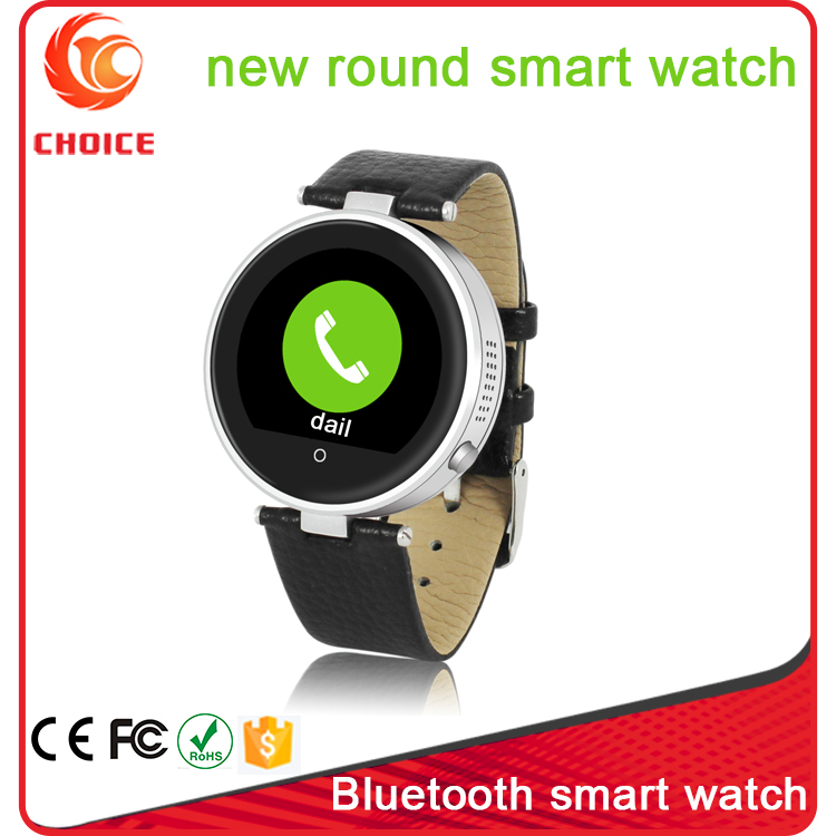Smallest Custom Unlocked Smart Watch Mobile Phone With Bluetooth