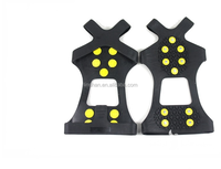 Ice Snow Grip Anti Slip Overshoes Snow Shoes, High quality whole Ice cleats / Ice crampons, ice grippers