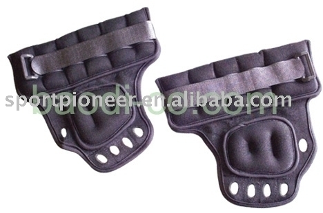 support guard Hand weight gloves for fitness