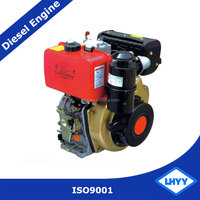 Air Cooled Marine Diesel Engines for Sale Agriculture Machinery Equipment Yatel TL186FA
