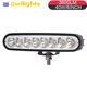 Top-Sale chinese utv parts 12v 24v 40W LED Work Light 6inch small led light for SUV ATV Trucks Cars