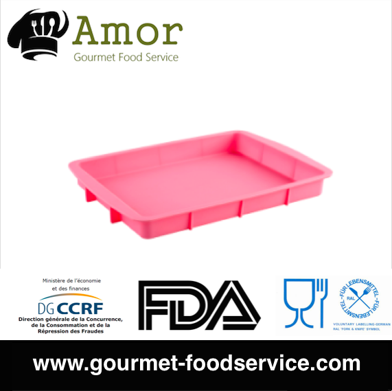 Cookie Biscuit Cake Baking Tray Bakeware Silicone