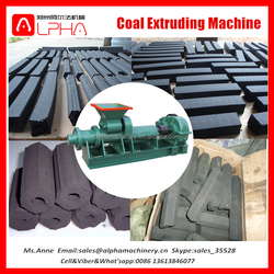 Hot Sale Coal and Charcoal Extruder Machine/Coal Bar Making Machine