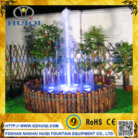 Foshan huiqi customization outdoor water fountain for garden fountains outdoor music fountain garden