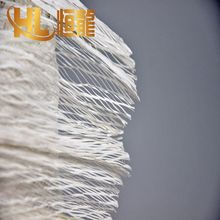 fibrillated pp cable filler yarn factory in China