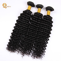 Wholesale 8A Deep Wave Weave Pictures 100% Remy Hair Extension Real Mink Brazilian Hair