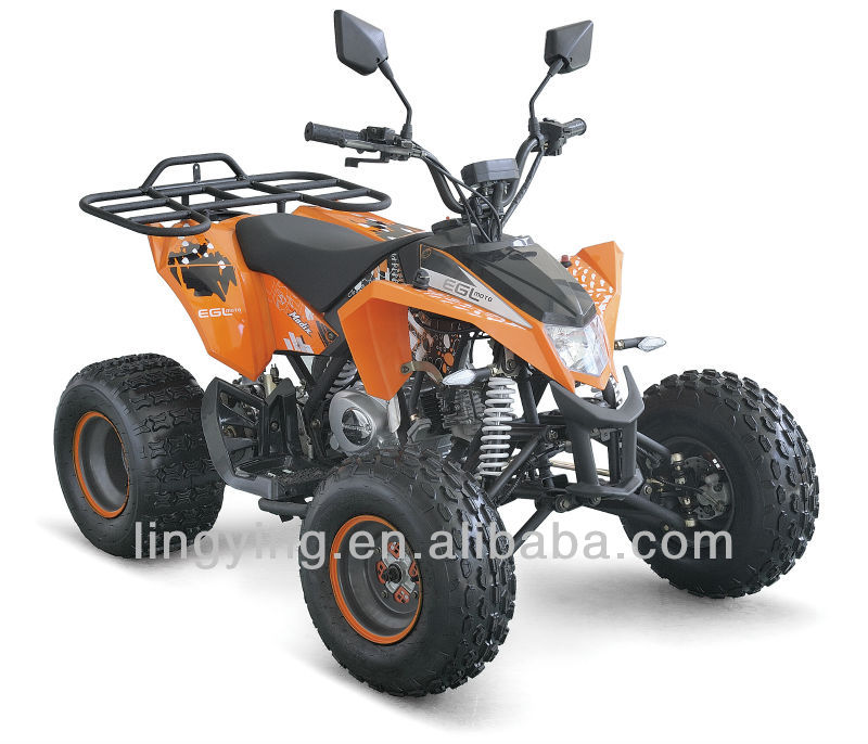 50cc sport atv with EEC certificate