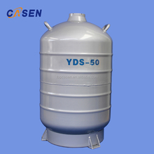 50 Liters liquid nitrogen biological containers Manufacturer supply liquid nitrogen tank